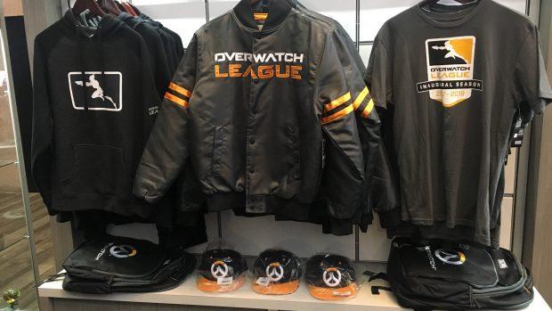 Il merchandise legato ai team degli eSports diverrà una voce sempre più importante per i team.