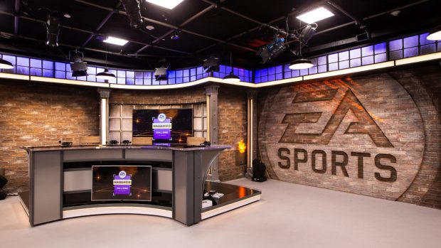 Lo Studio 209, già operativo, è la risposta di EA all'infrastruttura inaugurata di recente da Konami, rivale storica nei videogiochi calcistici.