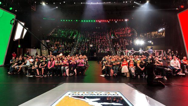 Le World Championship Series si tengono a Burbank, California negli studi della Blizzard Arena.