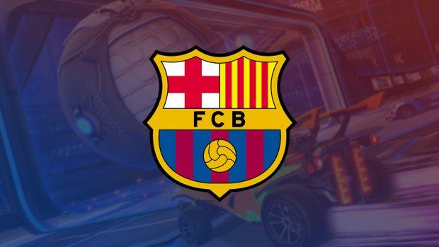 l Barcelona FC ha scelto Rocket League per aumentare il proprio impegno negli eSports.