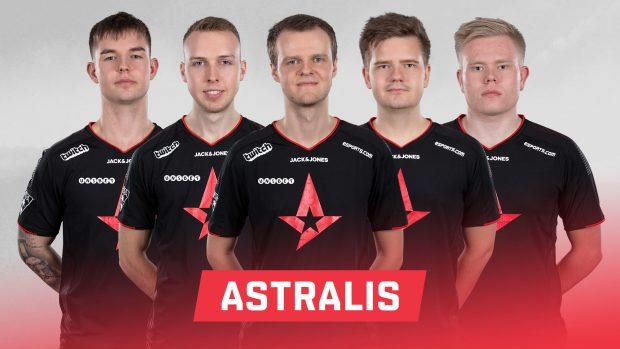 Grazie alle loro prestazioni dominanti, gli Astralis sono in grado, da soli, di competere con le maggiori organizzazioni eSports.