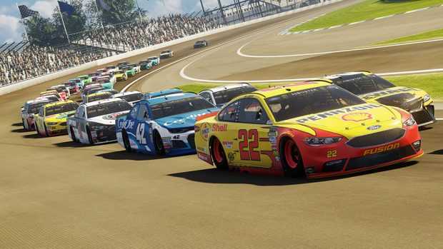 Anche la serie NASCAR potrebbe avere il suo campionato virtuale grazie a Motorsport Games.