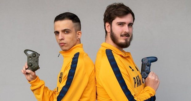Da sinistra, Michele Tancredi e Alessandro Ansaldi.