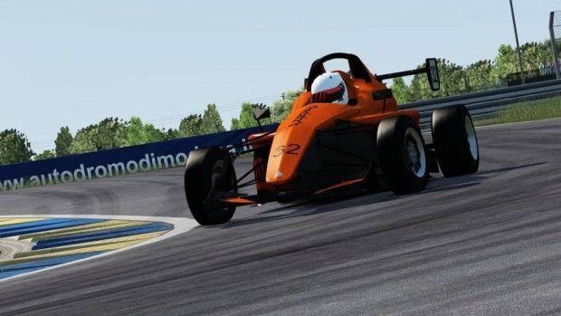 La Predator PC010 modificata dal Team GMP per Assetto Corsa sarà la base del campionato virtuale del progetto From Virtual To Real.