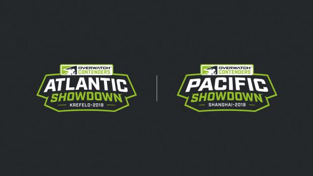 Blizzard ha annunciato con questa immagine dove si terranno il Pacific e l'Atlantic Showdown.