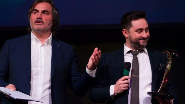 Italian Video Game Awards nella categoria Best Esports Team.
