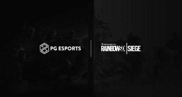 L'immagine dell'annuncio dei Rainbow Six Siege PG Nationals 2019.