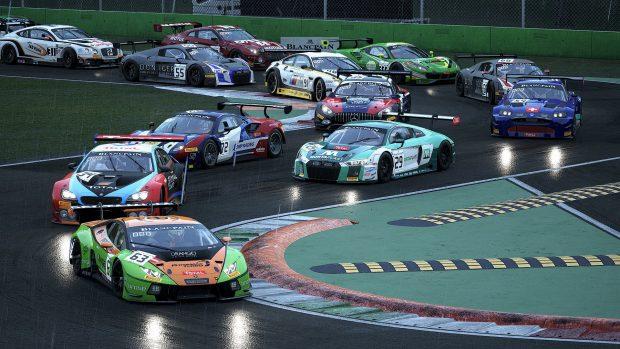 Il livello tecnico raggiunto da Assetto Corsa Competizione è impressionante.