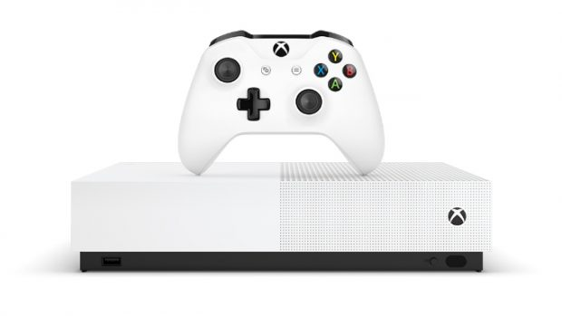 L'Xbox One S All-Digital Edition sarà disponibile in Italia a partire dal 7 maggio.