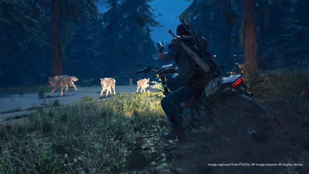 La moto e il suo potenziamento rivestiranno un ruolo cruciale nel gioco.