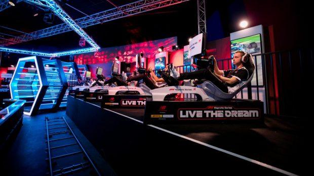 La Formula 1 virtuale si corre così.