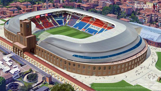 Nella revisione dello stadio Dall'Ara di Bologna, la società integrerà anche gli eSports.