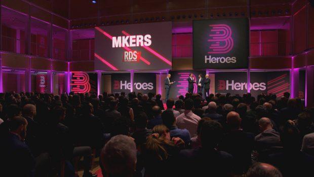 B Heroes è una docu-serie in onda su Sky Uno che racconta il mondo dell'innovazione e delle startup in Italia.