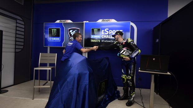 Lin Jarvis, Managing Director di Yamaha Motor Racing