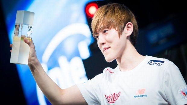 """Kim """"Classic"""" Doh Woo, ventisettenne di Seul, è la nuova scommessa Mkers negli eSports,"""