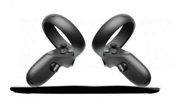 I 'joystick' sono gli stessi di Oculus Rift e funzionano bene anche sul Quest.