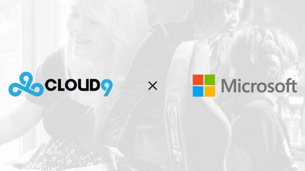 Cloud9-Microsoft