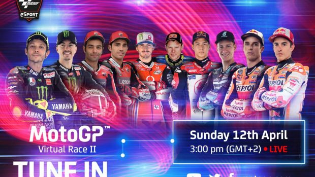 Moto GP Virtual Race 2