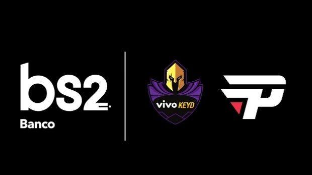 BS2, paiN Gaming e Vivo Keyd